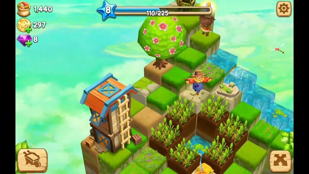 Uncategorized Skyland Games cube skyland farm craft android gameplay gameplaytv youtube gameplaytv