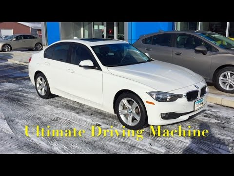 2014 BMW 3-Series (F30 Generation) Full Review