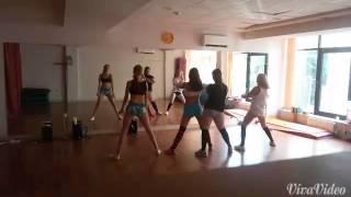 BOOTY DANCE ТВЕРК , танец попой )  вухууу