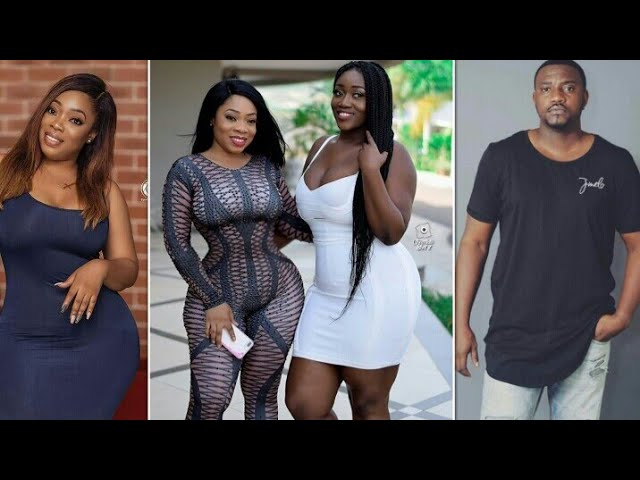John Dumelo.....I Support Moesha b'cos  a lot of ladies Offered me Se# for Their Rent or school Fees