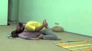 Упражнение для массажиста - 1. Тайский массаж. Ульянов Ю.
