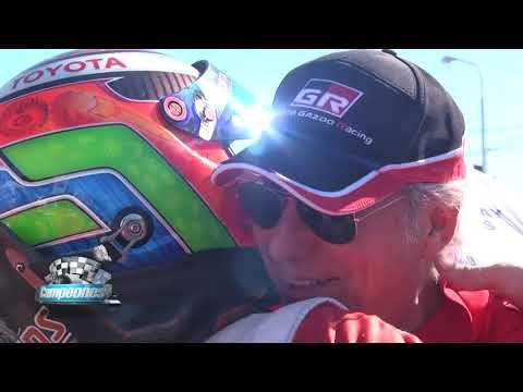 MATIAS ROSSI GANADOR TRV 6 SEGUNDA CARRERA OBERA 2017