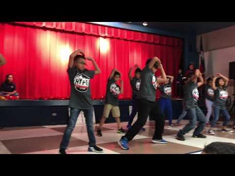 SACADA HYPE Ambassadors at Palo Alto Elementary School