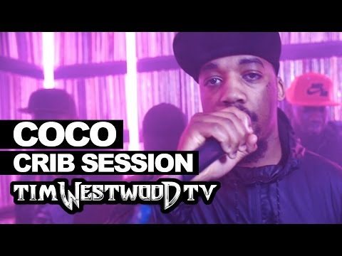 Coco & Friends freestyle - Westwood Crib Session