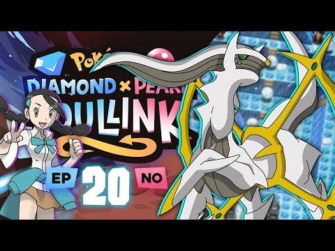 "Pokemon Diamond & Pearl Soul Link Randomized Nuzlocke W/ Original151 EP 20 - ""IT WON'T RESET!!"""