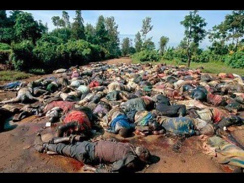 Massacre à Beni Congo DRC chez de L' etat Joseph Kabila toujours en silence ! Chez Mya Pedra