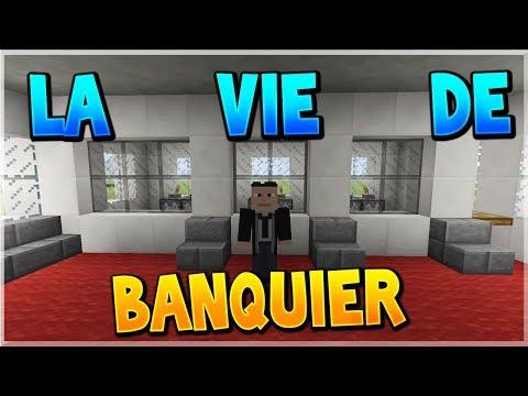 MINECRAFT RP - LA VIE D'UN BANQUIER ! thumbnail