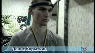 Ильичёвский Чемпион Украины по боксу