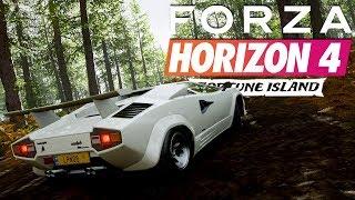 FORZA HORIZON 4 FORTUNE ISLAND Part 10 - Wo ist der Schatz?! | Lets Play