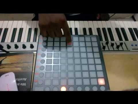 Como tocar Musicas electronicas no Launchpad Free project file