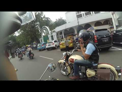 Indonesia Royal Enfield One Ride 2017 - Part 2