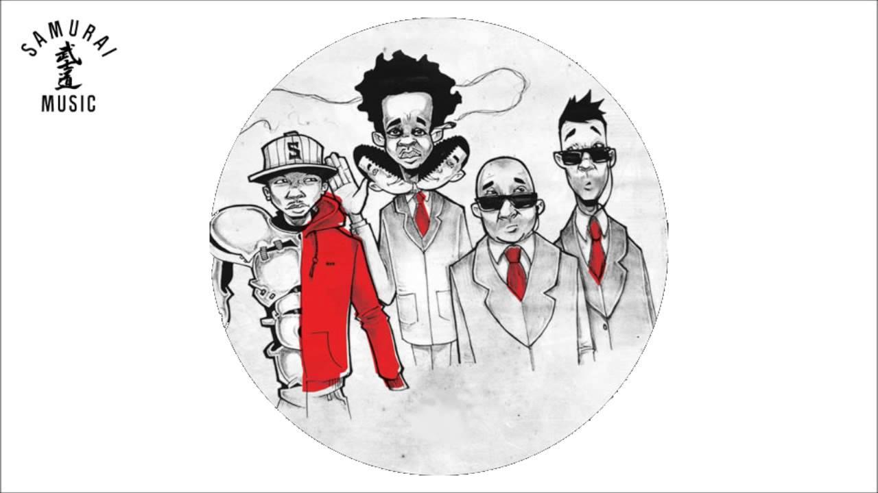 Dub Phizix & Skeptical ft. T Man 'Run It Like The President'