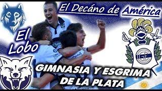 CLUB GIMNASIA Y ESGRIMA - ·El Lobo, el Decáno de América - Clubes del Mundo (Argentina)