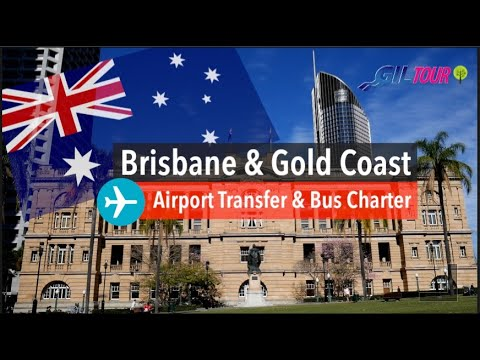 Brisbane Airport Transfer Bus Service By Gil Tour