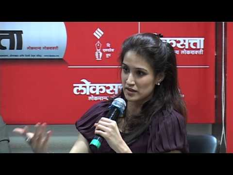 Sagrika Ghatage enjoyed working in Marathi film