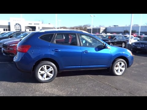 2009 Nissan Rogue Columbus, Lancaster, Central Ohio, Newark, Athens, OH C12663A