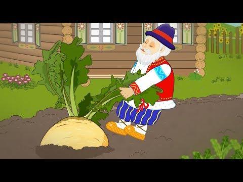 Русский детский мультфильм