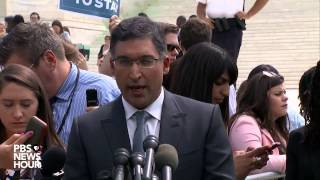 Former U.S. Solicitor General Neal Katyal reacts to Supreme Court ACA decision