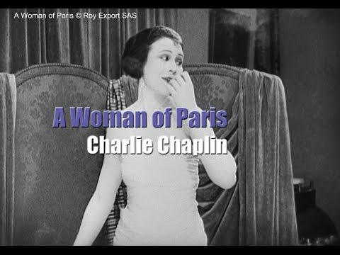 "Charlie Chaplin's ""A Woman of Paris"" (1923) - Party Scene"