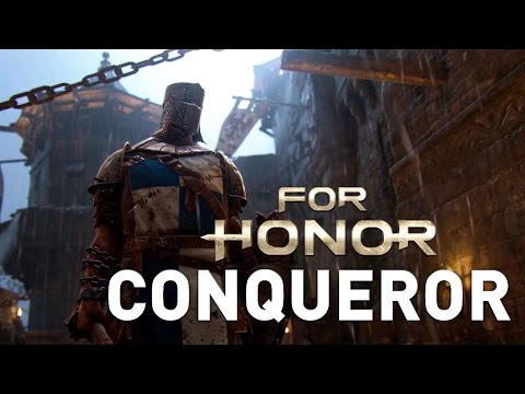 For Honor - The Conqueror Trailer