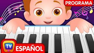 ChaCha Y Su Piano (ChaCha And His Piano) – ChuChu TV Cuentacuentos