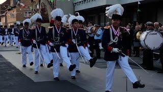 Schützenfest in Gustorf 2015 [Die große Königs-Parade] am Dienstag