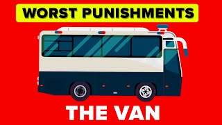 China's Mobile Execution Vans - Worst Punishments in the History of Mankind