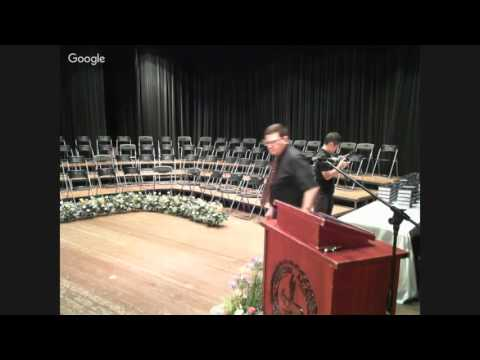 Morrison Academy Taichung Graduation 2016