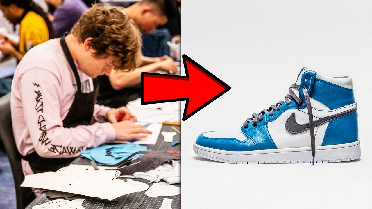 nouvelle arrivee a5e30 f58a0 HOW I CREATED CUSTOM AIR JORDAN 1 FROM SCRATCH