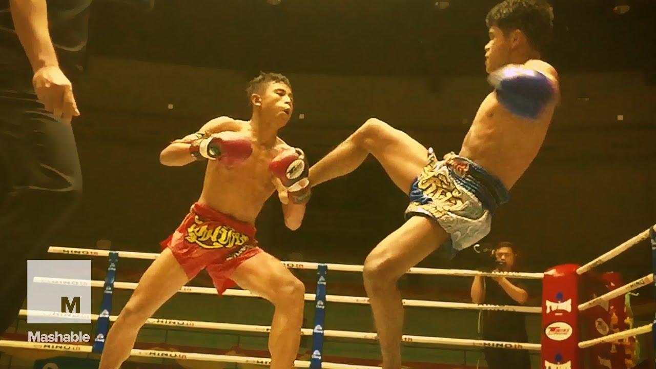 Muay Thai Form