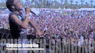 Childish Gambino - Partna Dem Instrumental (Dream Southern/Hospitality/Partna Dem) -Prod EthanUno