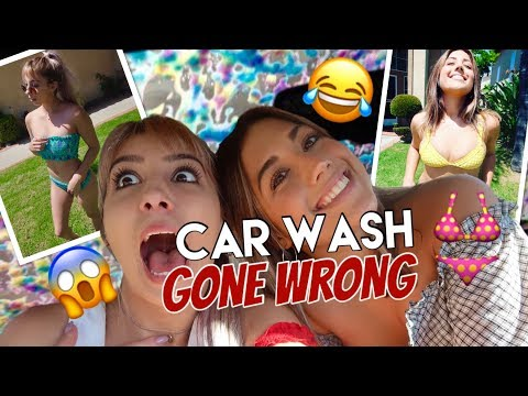 CAR WASH GONE WRONG! (SHE GOT HIRED AT AN EXTREMELY HAUNTED LOCATION)