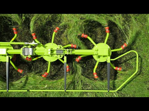 Amazing Agricultural Machines With Amazing Abilities