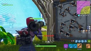 Fortnite New Homing Guided Missile Lucky Kill Clip Battle Royale PVP