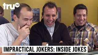 Impractical Jokers: Inside Jokes - Rebuffed at the Buffet | truTV