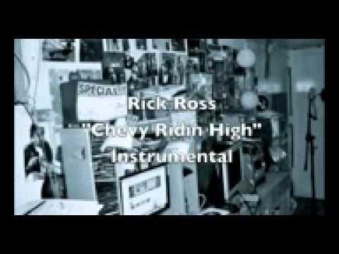 Rick Ross Chevy Ridin High Instrumental