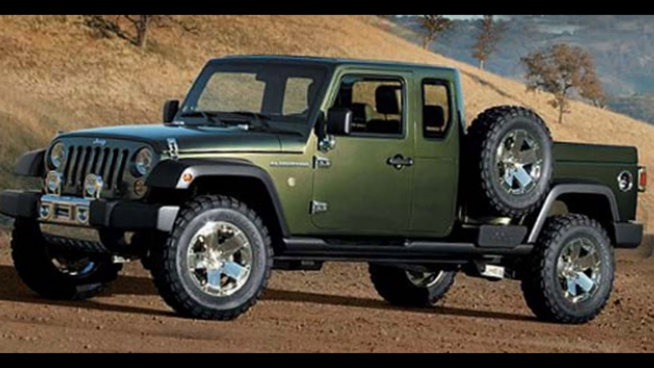 Off Road 2018 Jeep Wrangler New Chief Edition