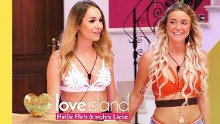 Zwei heiße Neuankömmlinge bringen die Jungs ins Schwitzen | Love Island - Staffel 2