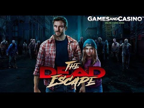 """New online casino slot """"The Dead Escape"""" by Habanero Systems from YouTube · High Definition · Duration:  1 minutes 1 seconds  · 3 views · uploaded on 04/10/2017 · uploaded by Games And Casino"""