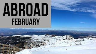 Abroad // February