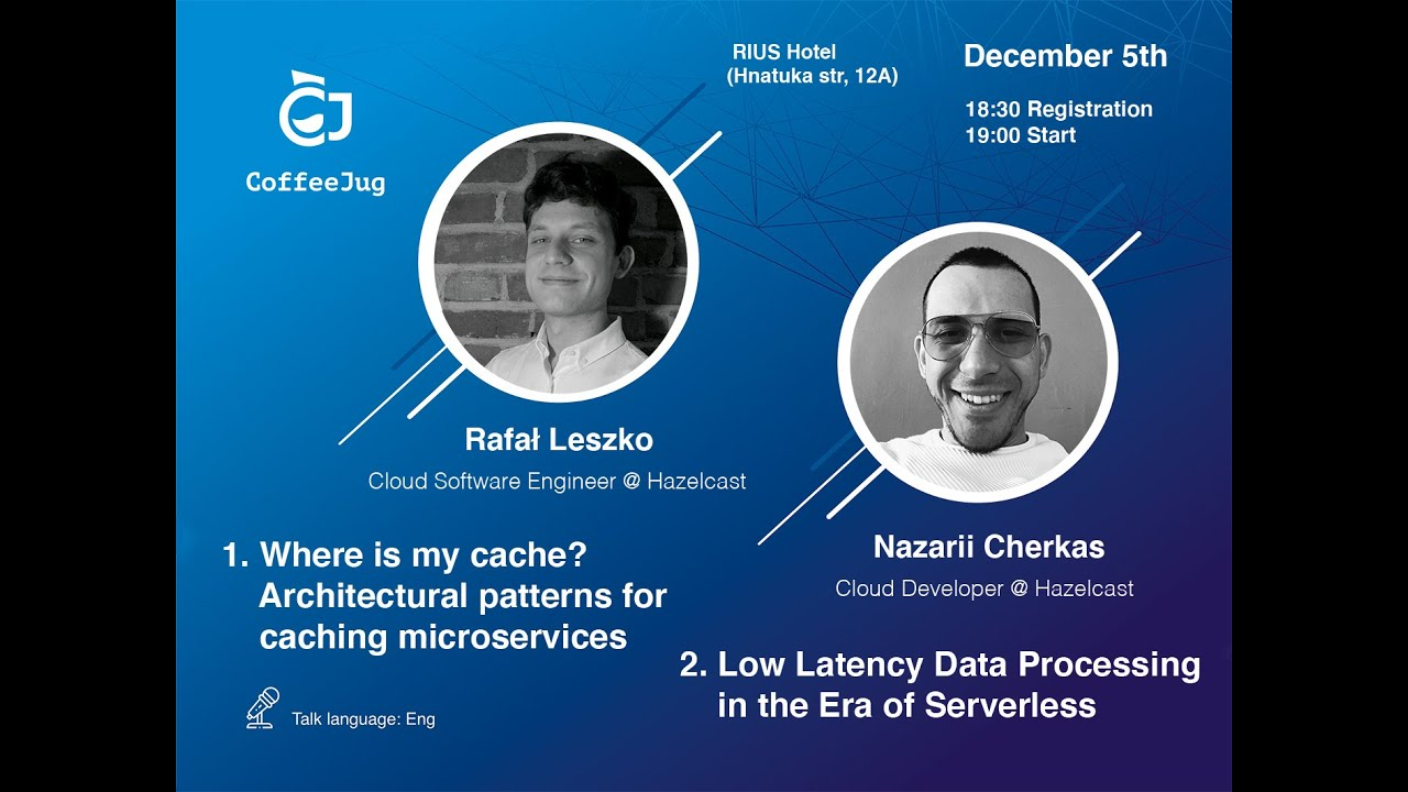 Low Latency Data Processing in the Era of Serverless by Nazarii Cherkas | CoffeeJUG