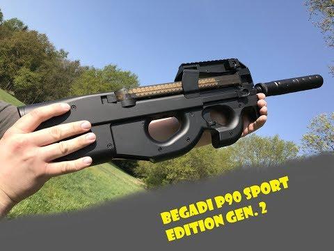 """Review: Begadi PD9 Sport """"SD"""" -Gen.2- S-AEG"""
