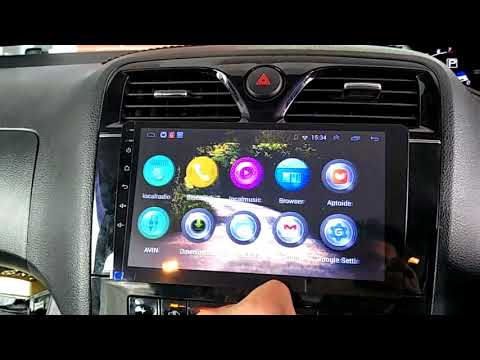 Nissan Serena Hybrid - ONEGO 9 inch Android Big Screen Player with Original Camera