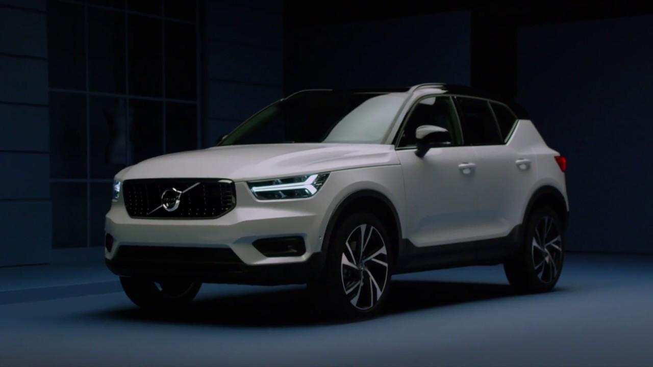 2018 Volvo XC40 - Trailer