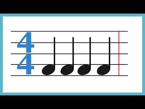 Time Signatures, Bars and Barlines