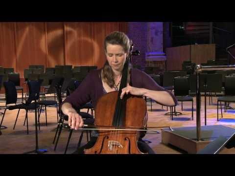 LSO Master Class - Cello