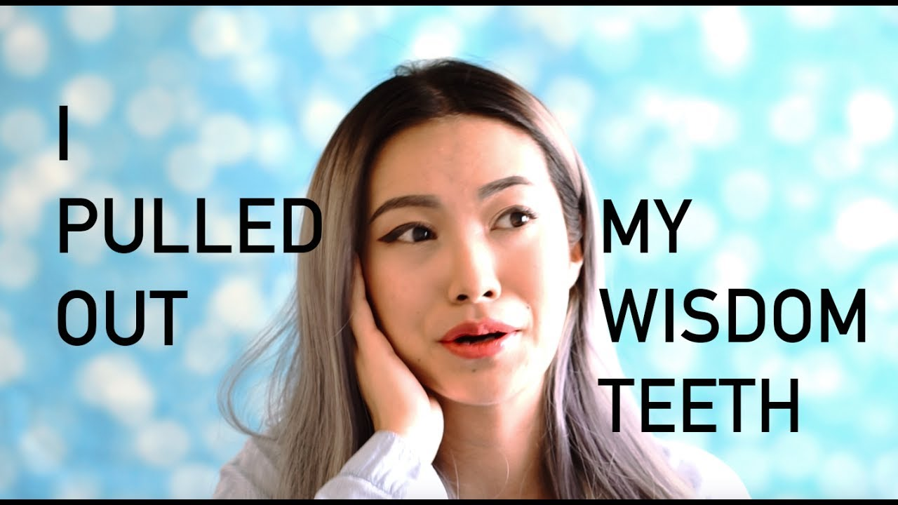 Vlogyy 9 Yarina Pulled Out Wisdom Teeth Swollen Face Vlog Experience And Tips Youtube
