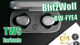 BlitzWOLF BW-FYE4 Test: Bluetooth 5.0 True Wireless Stereo Earbuds -...
