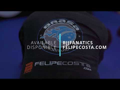 Felipe Costa -  Y-Guard - BJJFANATICS - Best guard system that can be apply from everywhere.