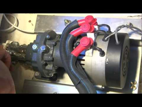Electric Drive System Overview by James Lambden, Propulsion Marine is now Electroprop.com